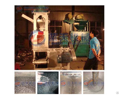 Dry Powder Pellet Machine