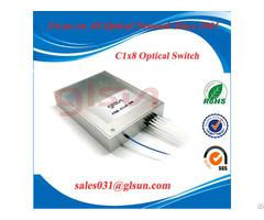 Glsun C1x8 Compact Optical Switch