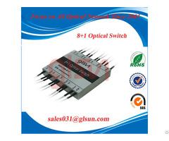Glsun 8 1 Fiber Optical Switch