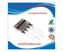 Glsun 1x4 Fiber Optical Switch