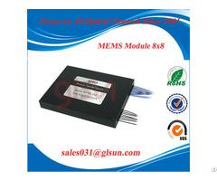 Glsun 8x8 Mems Fiber Optical Switch