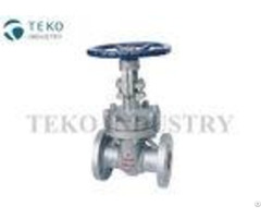 Refining Use Stainless Steel Gate Valve With Heat Resistant Primer Coating For Oil Gas