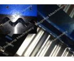 Pre Painted Galvanized Steel Corrugation Roof Sheet Roll Forming Machine