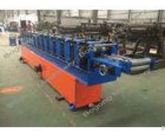 Steel Roofing Batten Ceiling Roll Forming Machine 24v Control Voltage