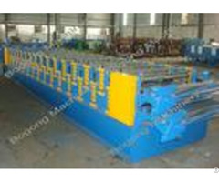 75mm Shaft Double Layer Roll Forming Machine High Speed 8500 1650 1850mm