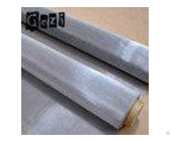 High Precision Stainless Steel Mesh 1 27m 50m 100% Monofilament For Printing