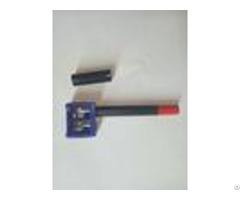 Pvc Foam Sharpen Plastic Eyeliner Pencil Long Lasting Packaging Silk Printing