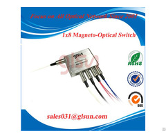 Glsun 1x8 Magneto Optical Switch