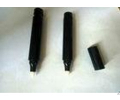Different Styles Abs Black Eyeliner Pencil With Fiber Tip Easy Use Oem