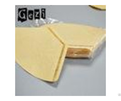 300mm Round Small Coffee Filters Wood Pulp Iso 9000 Custom Size
