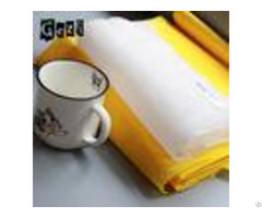 High Tension Polyester Silk Screen Printing Mesh 1 45m 50m For Ceramicproducts