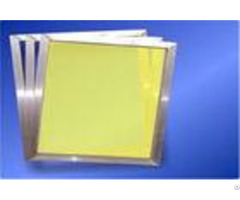 A1 D1 Aluminum Monofilament High Tension Screen Printing Frame