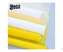 Stable Polyester Silk Screen Printing Mesh High Tension Iso 9000