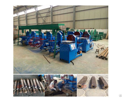 Wood Sawdust Briquette Machine