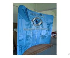 Tension Fabric Display