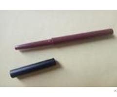 Abs Automatic Custom Lipstick Packaging Multi Colors Slim Design 10mm Diameter