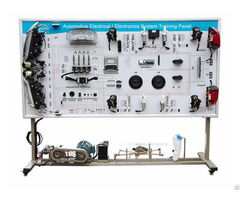 Automotive Electrical Electronics System Training Panel