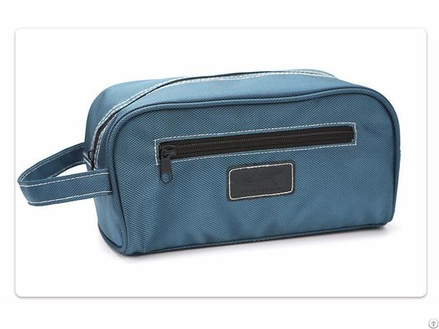 Blue Men S Cosmetic Bag