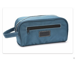 Blue Men S Cosmetic Bag