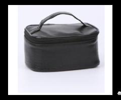 Black Cosmetic Bag