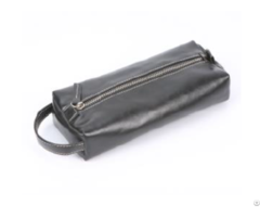 Black Small Toiletry Kit