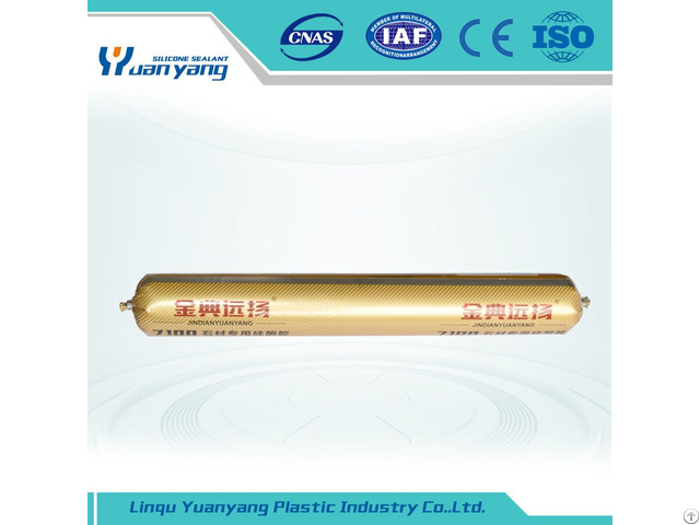 High Quality Exterior Silicone Sealant China Supplier