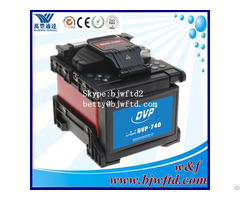 Fiber Optic Equipment Fusion Splicer Dvp 740