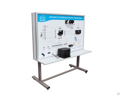 Automatic Air Conditioning Circuitry Training Panel