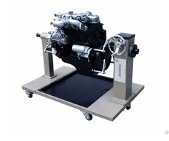 Diesel Engine Disassembly And Assembly Swivel Stand