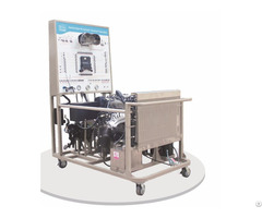 Gasoline Engine W Automatic Transmission Training Bench