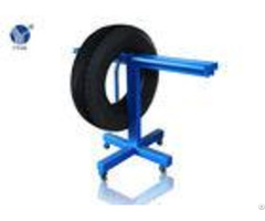 Reliable Used Tyre Retreading Machine Skiving Station For Repair Tire