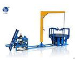 Easy Operate Used Tire Retreading Equipment Curing Rim And Envelope Spreader