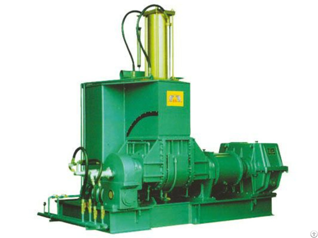 Rubber Kneader Dispersion Mixer