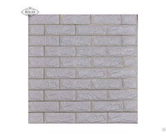 New Design 3d Brick Pattern Classical Nontoxic Room Decor Wall Stickers Covering Wallpanel