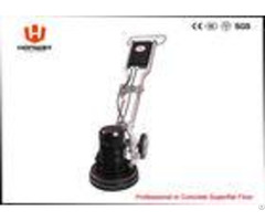 Small 380v Electric Concrete Floor Grinding Machine Single Head High Motor Rate