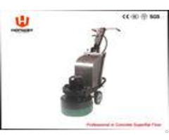 Old Coating Removal Concrete Diamond Grinder Floor Preparation Equipment 15a 11a