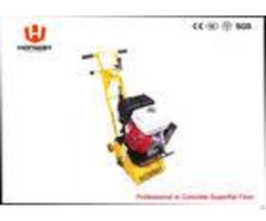 Upright Concrete Grooving Equipment Walk Behind Asphalt Planer Energy Efficiency