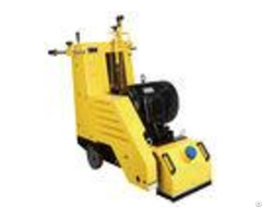 Removing Glue Oil Self Propelled Scarifier Concrete Floor Cleaning Machine300kg