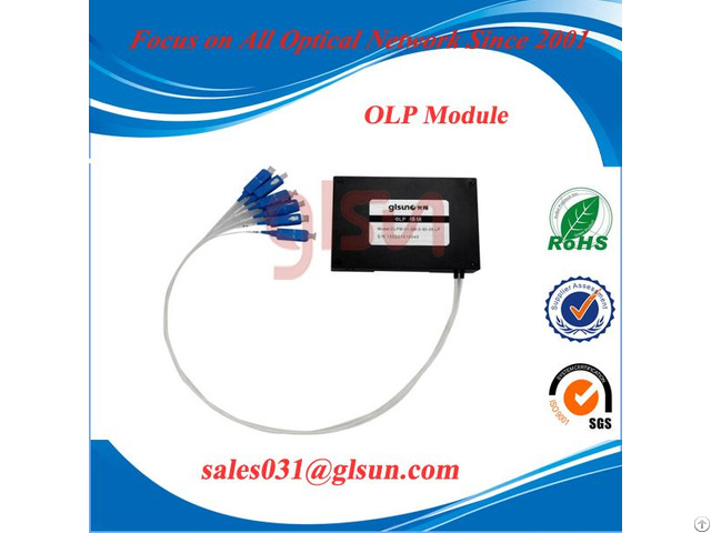 Optical Line Protection System Module Olp
