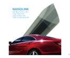 Anti Heat Nano Ceramic Sun Blocking Film For Home Auto Windows 25um 50um Thickness