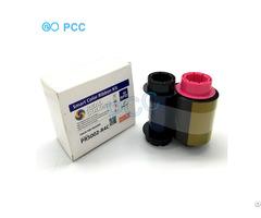 Compatible Nisca Pr5002 R4c Color Ribbon Ymck 500 Prints For Pr C201 Printer