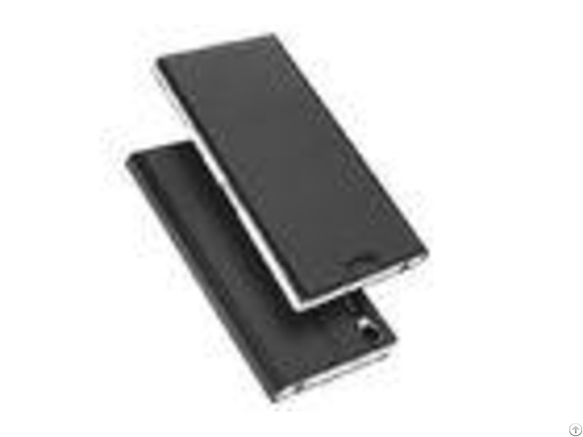 Pu Leather Sony Xz Phone Cover Tpu Magnets Shockproof With Card Holder