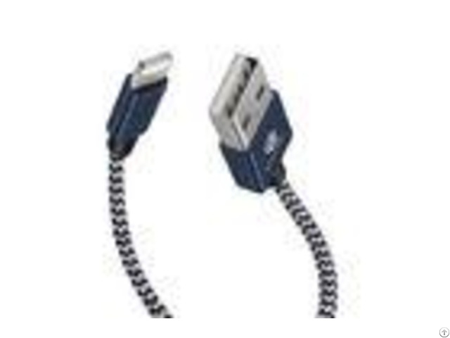 Nylon Braided Iphone Charging Cable 3 28ft 0 66ft 2 Pack Lightning Usb Cable