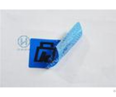 Free Design Non Residue Security Labels For Aircraft Car Door Sgs Certified