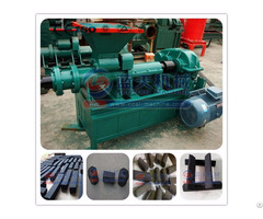 Silver Charcoal Extruder