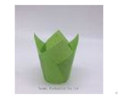 Various Size Baking Tulip Paper Cups Anti Heat Wedding Cupcake Wrappers