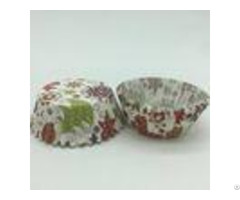 Rose Pattern Mini Greaseproof Cupcake Liners Baking Cups Prime Pantry Bake Set