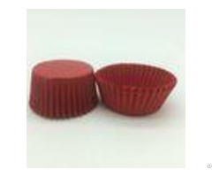 Rose Red Paper Cupcake Liners Muffin Cups Celebration Mini Cakes For Party Weddings