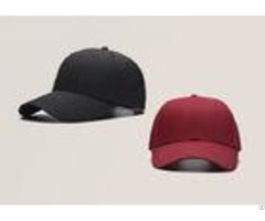 Round Edge Casual Baseball Caps Pearl Mesh Optional Color For Men And Women