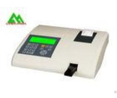 Semi Automatic Portable Urine Analyzer Machine For Chemistry High Precision